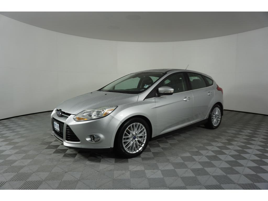 2012 Ford Focus Antenna Pre Owned Sel 5dr Hb In Bremerton Fo2023a