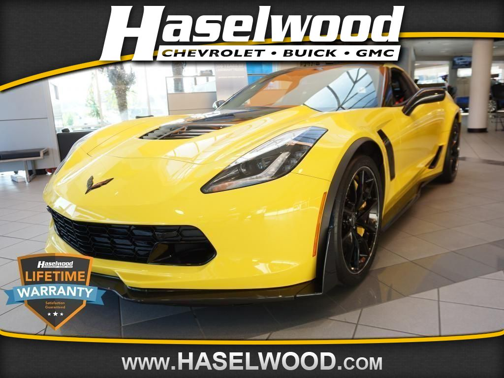 New 2019 Chevrolet Corvette Z06 3LZ