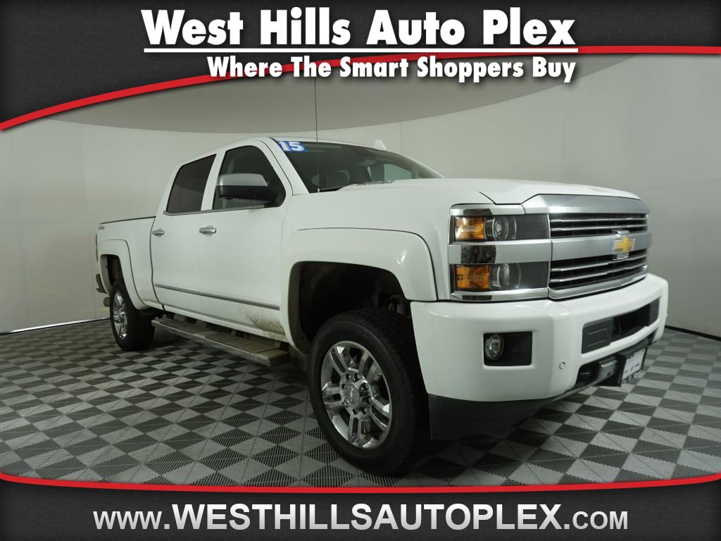Pre-Owned 2015 Chevrolet Silverado 2500 High Country